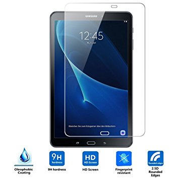"Premium Samsung Galaxy Tab A (10.1"") Tempered Glass Screen Protector"
