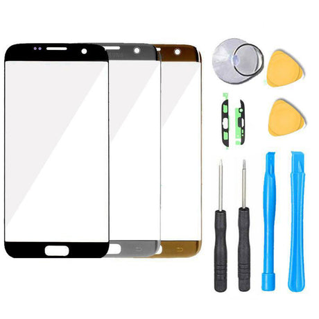 Samsung Galaxy S7 Edge Glass Screen Replacement Premium Repair Kit