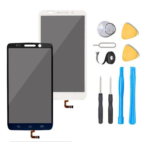 Motorola Droid Mini LCD Screen Replacement + Digitizer Premium Repair Kit XT1030 - Black or White
