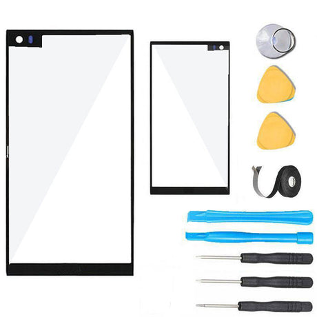 LG V20 Glass Screen Replacement Premium Repair Kit - Black