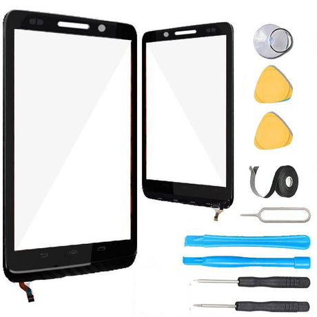 Droid Maxx Screen Replacement Glass with tools