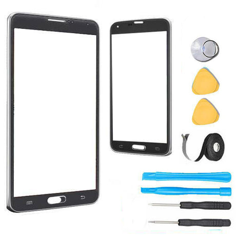 Galaxy Note 3 Glass Screen Replacement Premium Repair Kit - Black