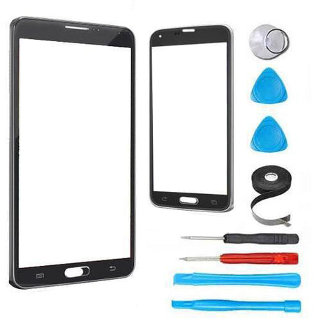 Samsung Galaxy Note 4 Glass Screen Replacement Premium Repair Kit N910 - Black
