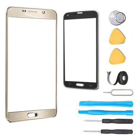 Samsung Galaxy Note 5 Glass Screen Replacement Premium Repair Kit N920 - Gold