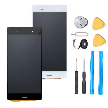Sony Xperia Z3 Mini LCD Screen Replacement and Digitizer Compact Display Premium Repair Kit  D5803 | D5833- Black or White