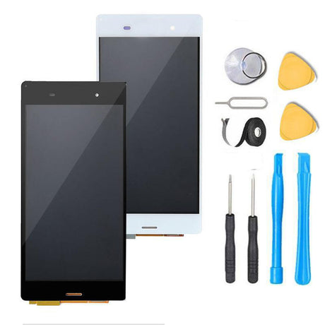 Sony Xperia Z5 LCD Screen Replacement and Digitizer Display Premium Repair Kit  E6603 | E6633 | E6653 | E6683- Black or White