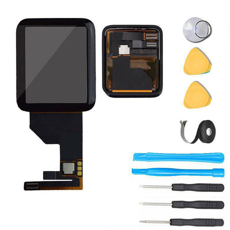 Apple Watch SERIES 1 (1st Gen) LCD Screen Replacement and Digitizer Display Premium Repair Kit - 38MM or 42MM