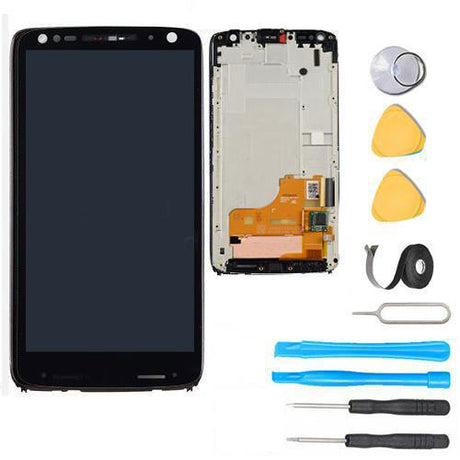 Motorola Moto X Force Screen Replacement parts plus tools
