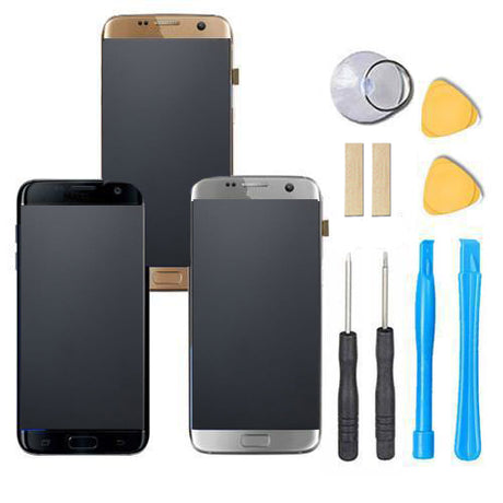 Samsung Galaxy S7 Screen Replacement LCD Touch Digitizer Assembly Premium Repair Kit