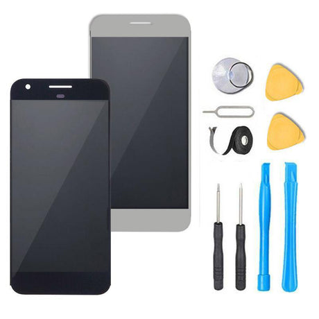 Google Pixel XL LCD Screen Replacement and Digitizer Premium Repair Kit  - Black or White