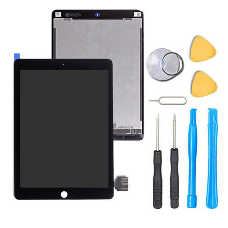"iPad Pro 12.9"" 1st Gen Screen Replacement LCD and Touch Digitizer Premium Repair Kit with IC chip and PCB board - A1584 