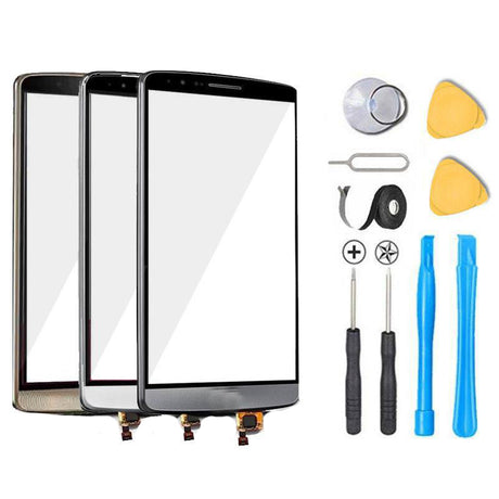 LG G3 S Mini Beat Vigor Glass Screen Replacement + Touch Digitizer Premium Repair Kit D722 D722V D724 D722K D728 D725 LS885