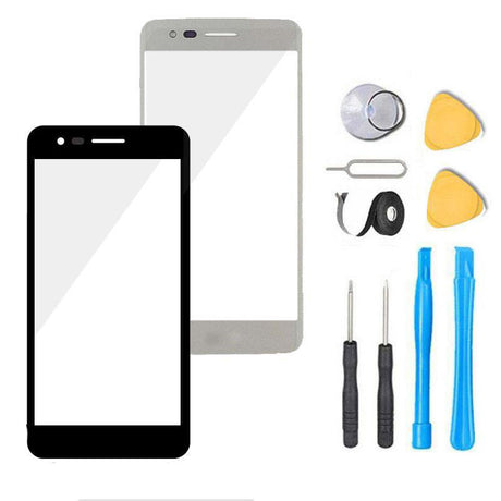 LG K8 (2017) Glass Screen Replacement Premium Repair Kit Aristo LV3 M210 | MS210 | X240 | M200N | X300 | US215 - Black or Silver
