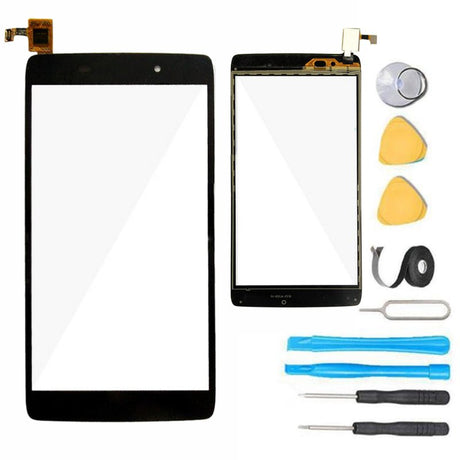 One Touch Idol 3 Glass Screen Replacement parts and tools