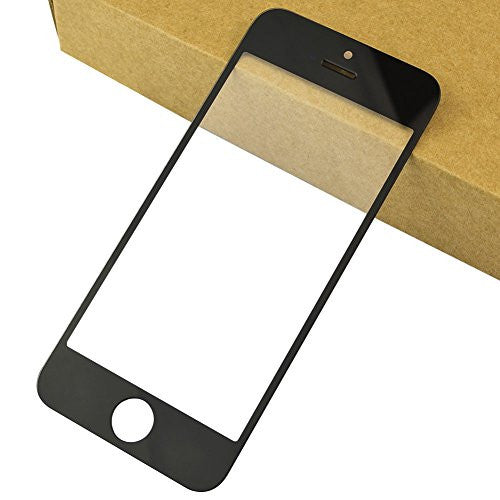 iPhone 5s Glass Screen Replacement Premium Repair Kit - Black