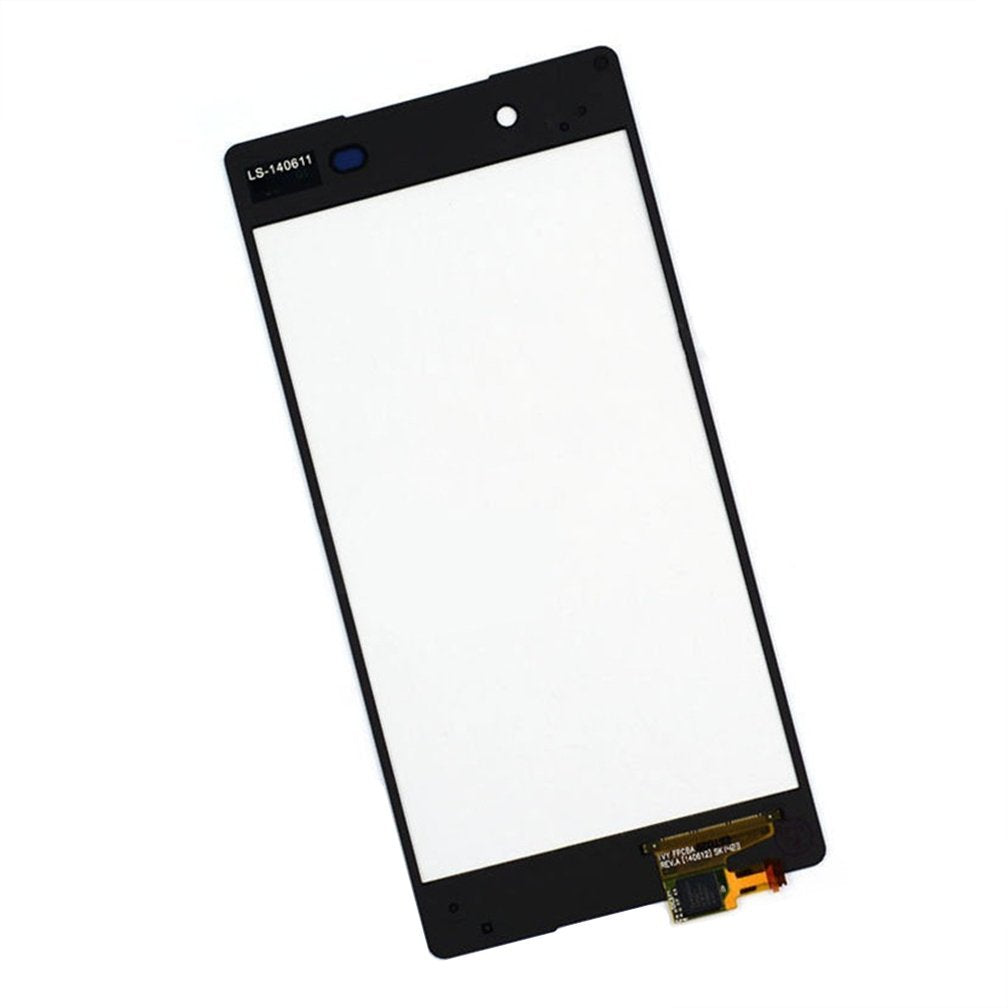 Sony Xperia Z3 Glass Screen Replacement + Touch Digitizer Premium Repair Kit D6603 | D6616 | D6643 | D6653- Black or White