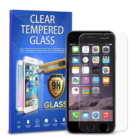Premium Tempered Glass Screen Protector Apple iPhone 6/6s