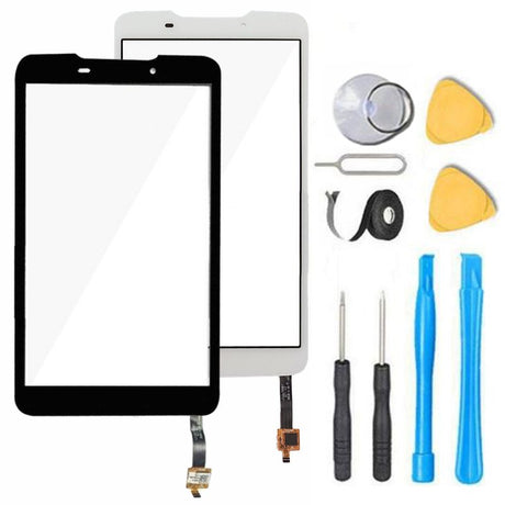 BLU Studio 7.0 Glass Screen Replacement parts plus tools
