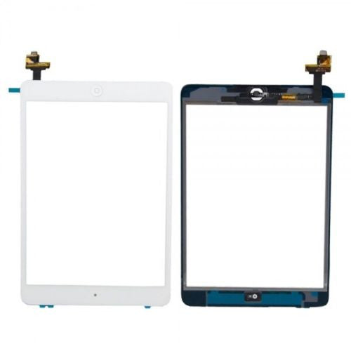 iPad Mini 1 and 2 Screen and Touch Digitizer Replacement Premium Repair Kit - White