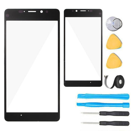 Nokia Lumia 950 XL Glass Screen Replacement Premium Repair Kit - Black