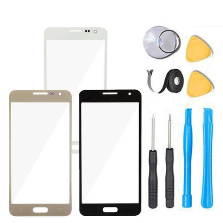 Samsung Galaxy A5 (2015) Glass Screen Replacement Premium Repair Kit A500- Black Gold or White