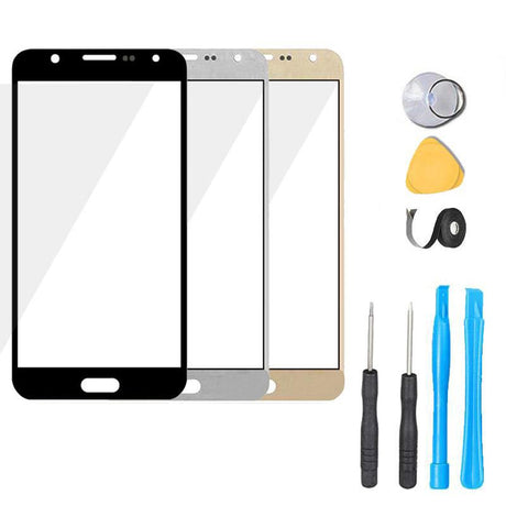 Samsung Galaxy A7 Glass Screen Replacement Premium Repair Kit 2015 2016 2017 - Black / White / Gold