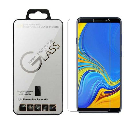 Samsung Galaxy A9 Tempered Glass Screen Protector