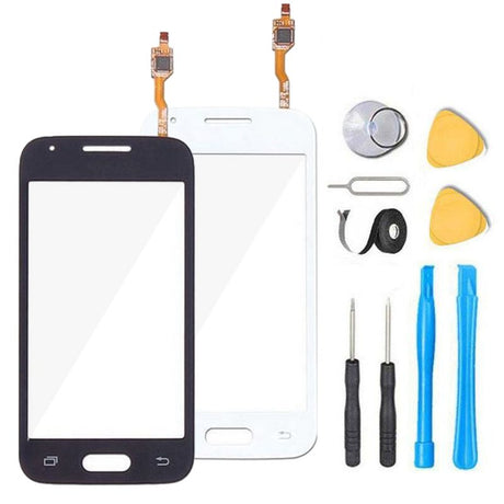 Samsung Galaxy ACE NXT Duos Glass Screen + Touch Digitizer Replacement Premium Repair Kit G313 - Black or White
