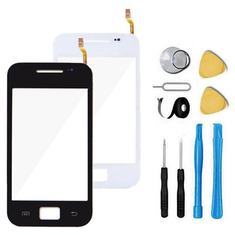 Samsung Galaxy Ace Glass Screen + Touch Digitizer Replacement Premium Repair Kit GT-S5830I  - Black or White