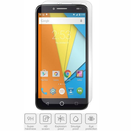 Alcatel One Touch Fierce XL Premium Tempered Screen Protector
