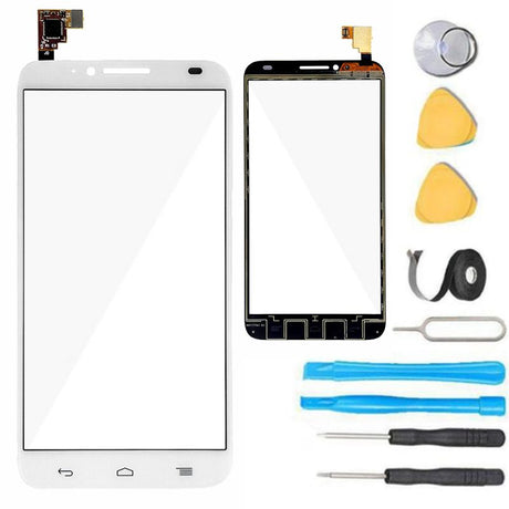 Alcatel One Touch Idol 2 Glass Screen Replacement parts plus tools