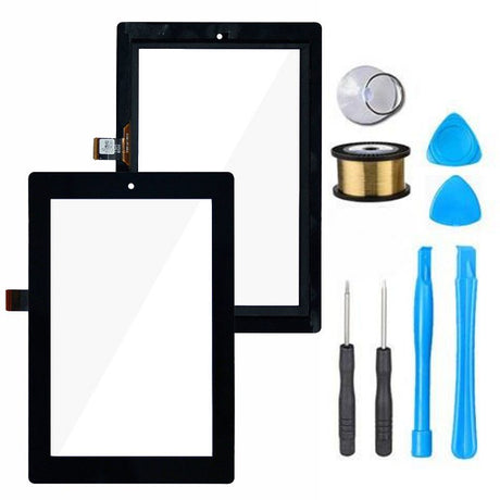 Kindle Fire HD 7 (4th Gen) Glass Screen Replacement parts and tools