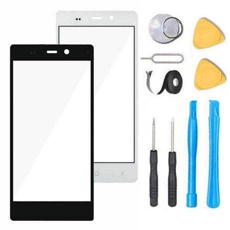 BLU Life Pure Glass Screen Replacement parts plus tools