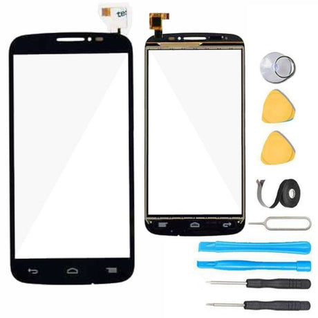 Alcatel One Touch Pop C7 Glass Screen Replacement parts plus tools