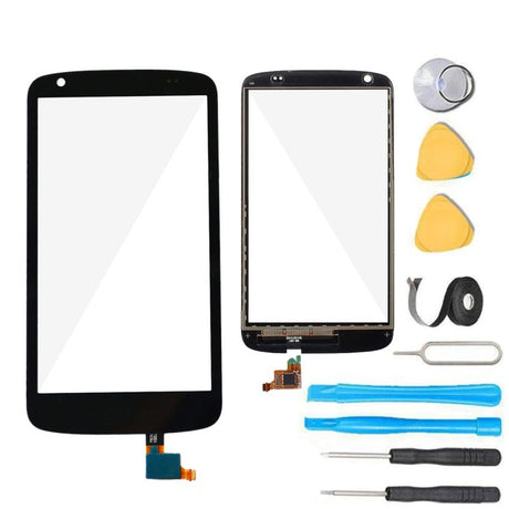 HTC Desire 526 Glass Screen Digitizer Replacement Premium Repair Kit - Black