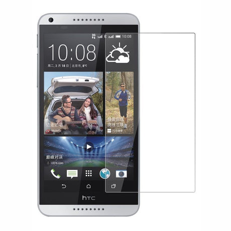 HTC Desire 816 Premium Tempered Screen Protector