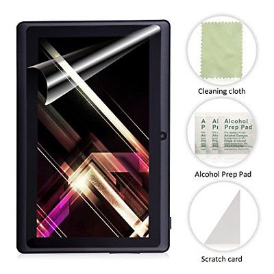 "Dragon Touch Y88X Plus 7"" Premium Tempered Screen Protector"