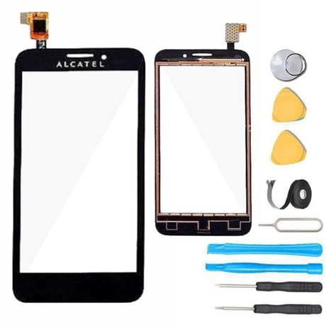 One Touch Fierce Glass Screen Replacement parts and tools