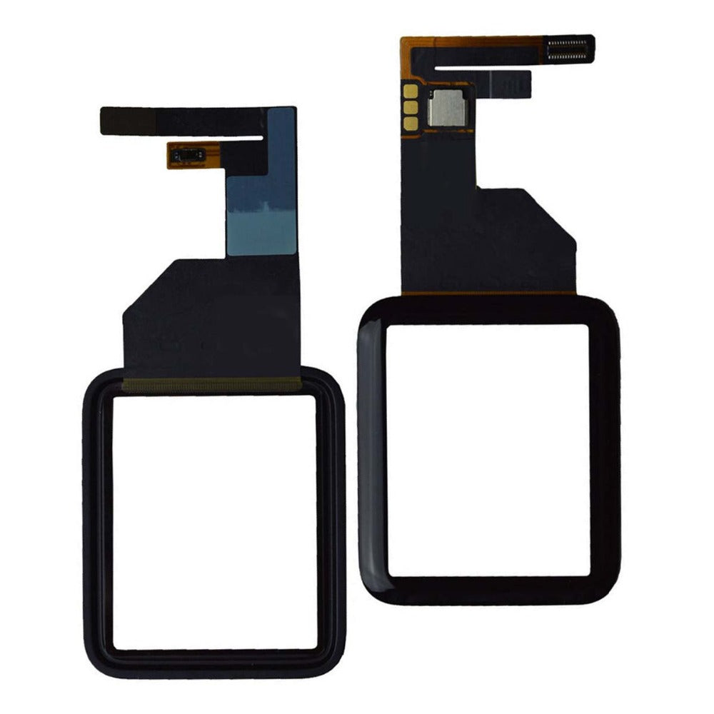 Apple Watch SERIES 1 (42mm) Glass Screen Replacement + Touch Digitizer Premium Repair Kit - Black