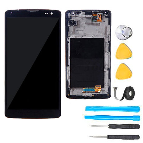 LG GX2 LCD Screen Replacement and Digitizer + Frame + Premium Repair Kit | D631 | VS880  - Black