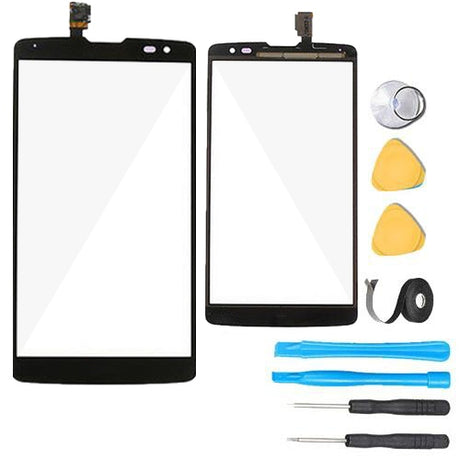 LG GX2 Glass Screen Replacement + Touch Digitizer Premium Repair Kit F430 | D631 | VS880 - Black
