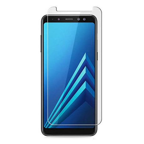 Samsung Galaxy A8 Plus Tempered Glass Screen Protector