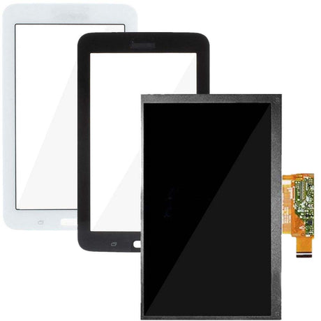 "Samsung Galaxy Tab E Lite 7.0"" Screen Replacement + LCD + Touch Digitizer Premium Repair Kit"