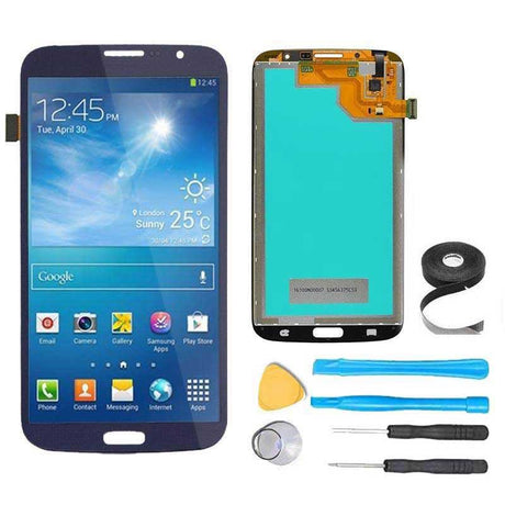 Samsung Galaxy Mega 6.3 LCD Screen and Digitizer Assembly Premium Repair Kit - Blue