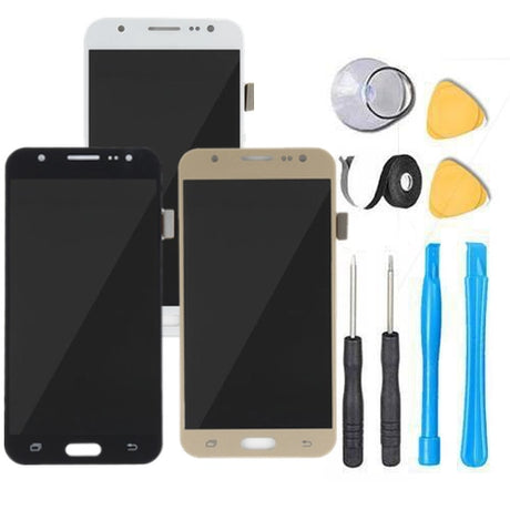 Samsung Galaxy A5 Screen Replacement LCD Digitizer Assembly Premium Repair Kit (2015) A500 - Black Gold or White