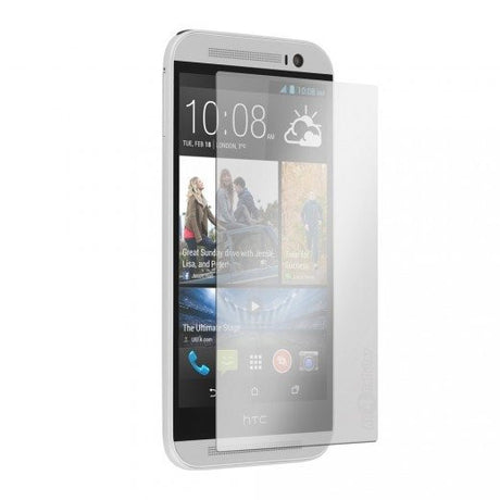 Premium Tempered Screen Protector HTC One M8 - PhoneRemedies