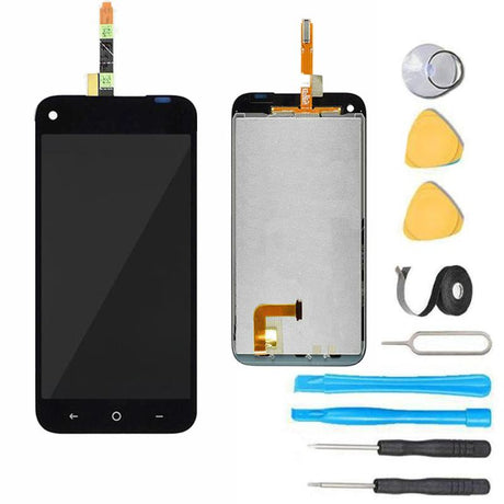 HTC First Screen Replacement LCD and Digitizer Premium Repair Kit PM33100 - Black
