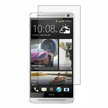 HTC One Max Premium Tempered Screen Protector