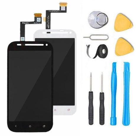 HTC One SV Screen Replacement LCD Digitizer Premium Repair Kit T528T C525e C525c C520e