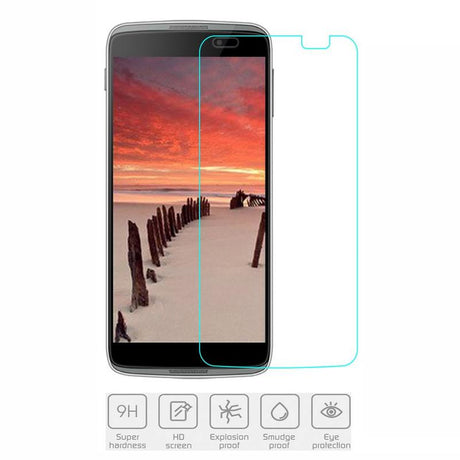 "Alcatel One Touch Idol 3 5.5"" Premium Tempered Screen Protector- 6045O"